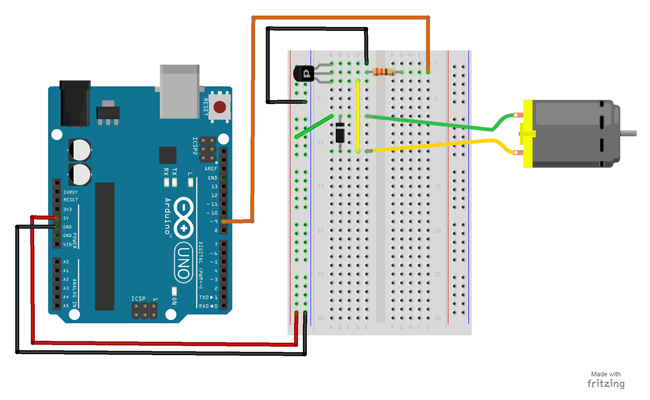 arduino uno breadboard projects  beginners  code