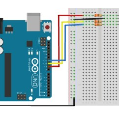Breadboard Wiring Diagram Alternator Internal 15 Arduino Uno Projects For Beginners W Code Pdf