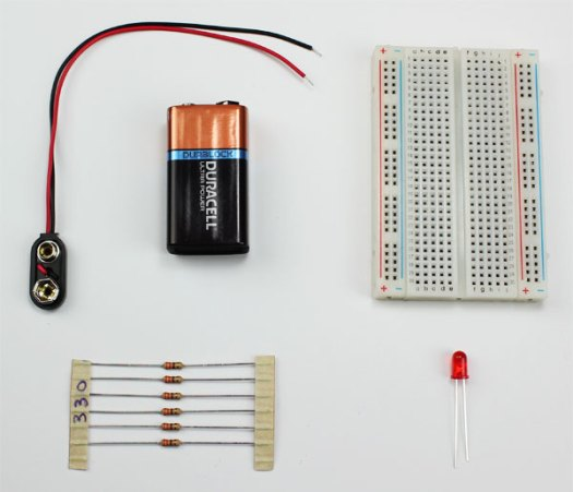 electronics project 2 parts