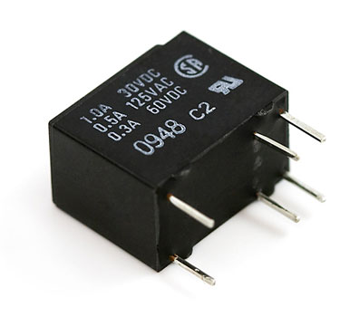 electronic relay basic electronics