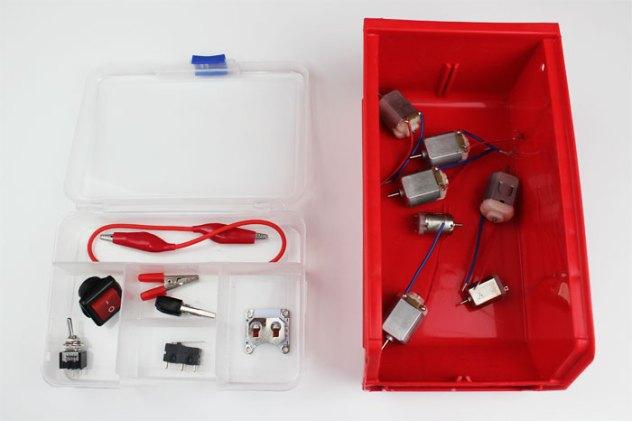 storage basic electronics