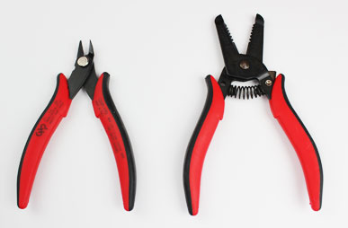 wire cutters basic electronics