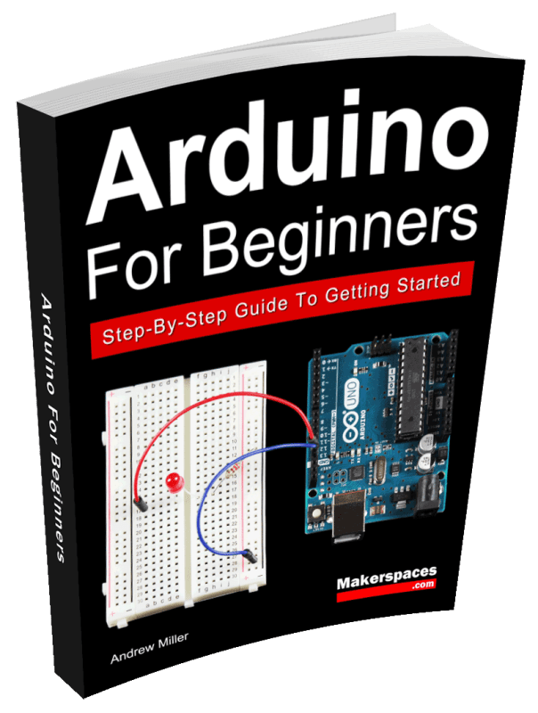 Arduino for beginners book learn the basics get