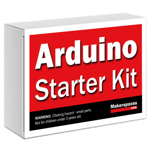 arduino starter kit for makerspaces stem education