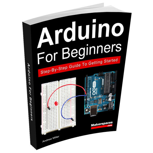 arduino for beginners book for makerspaces stem education