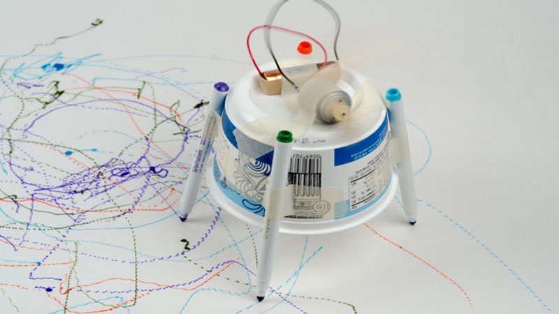 scribble bots stem activities