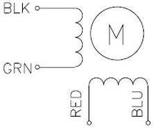 Nema 17 Stepper Motor Driver Nema 17 Actuator Wiring