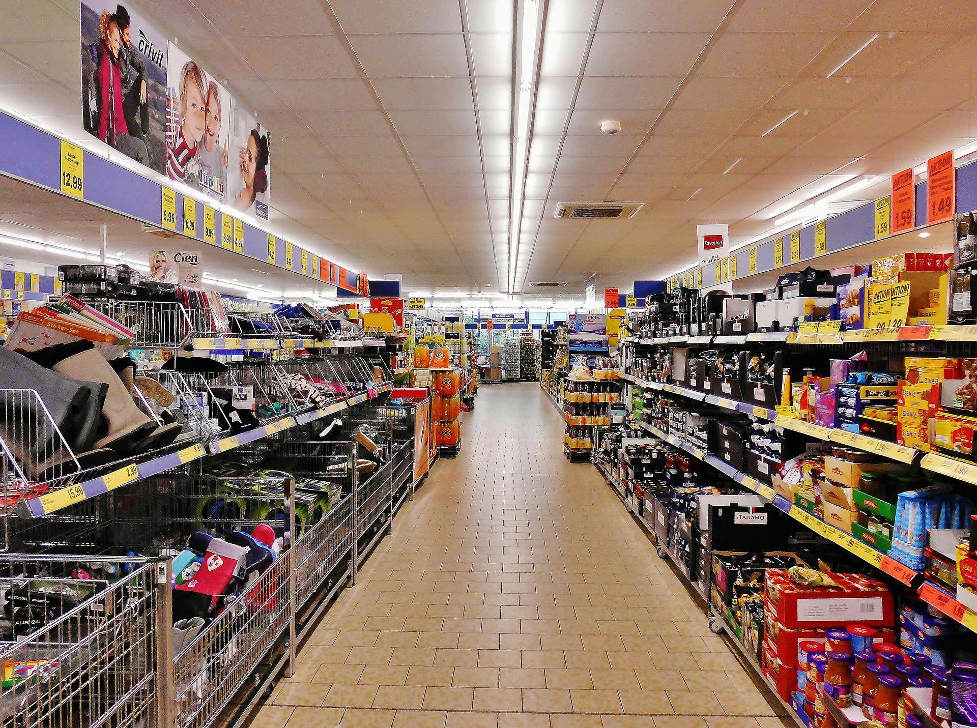 Supermarket shopping: top tips revealed