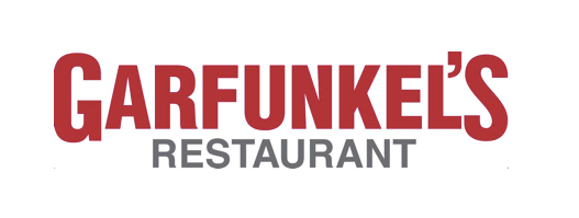Image result for garfunkel's restaurant logo