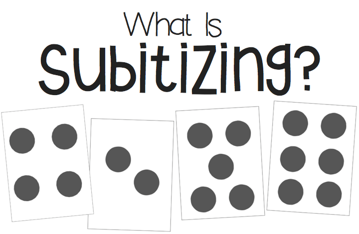 What is Subitizing?