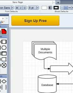 Lucidchart also best free alternatives to microsoft visio rh maketecheasier