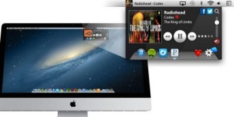 6 Nützliche Apps zur Steuerung von iTunes über die Menüleiste in Mac