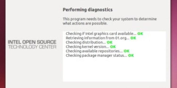 So erhalten Sie die neuesten Intel-Grafiktreiber mit dem Grafikinstallationsprogramm für Linux