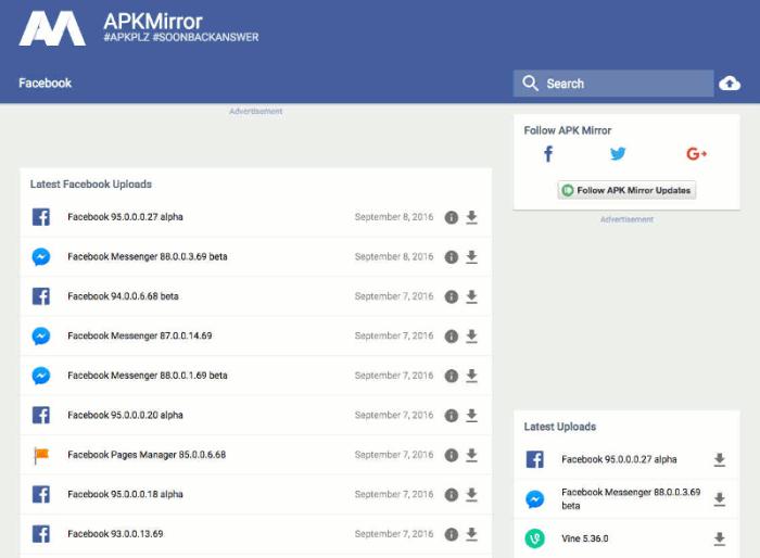 downgrade-android-app-facebook-apk