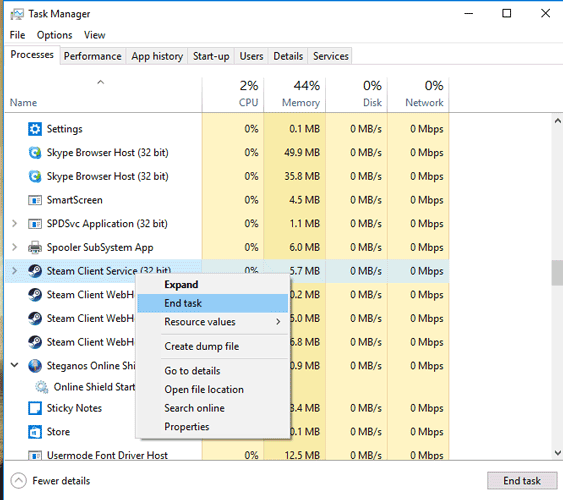 Steam-Not-Opening-Task-Manager