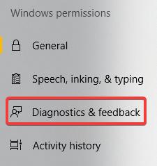 Windows Diagnostic Data