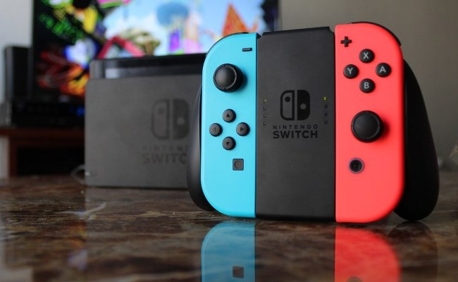 9 Of The Best Nintendo Switch Games For Local Multiplayer
