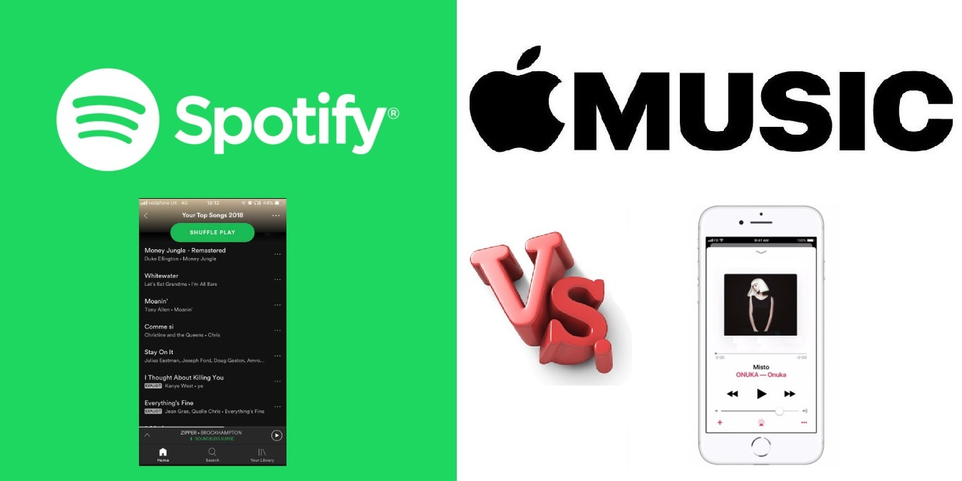Spotify vs. Apple Music: Who Wins the Music War? - Make Tech Easier