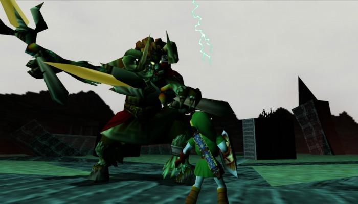 Zelda Ganon