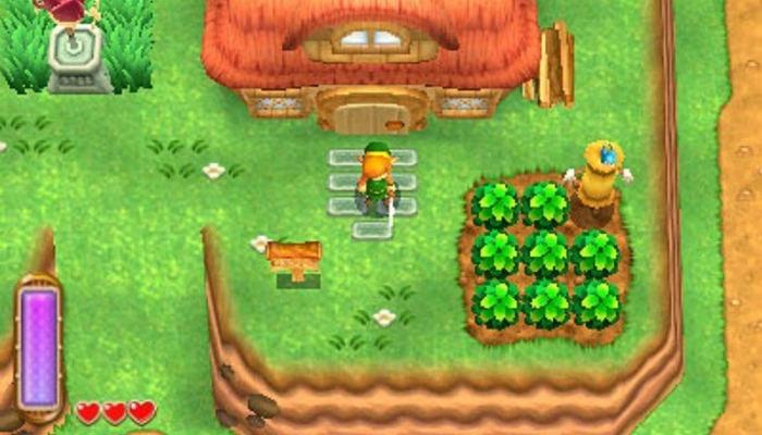 Zelda Link between