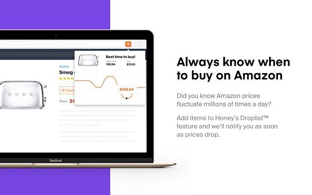 Amazon Price Tracking Honig