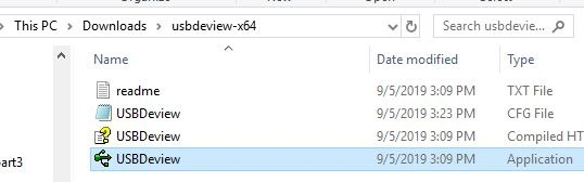 USB Power Run Exe