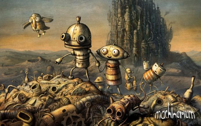 Android Tv Games Machinarium