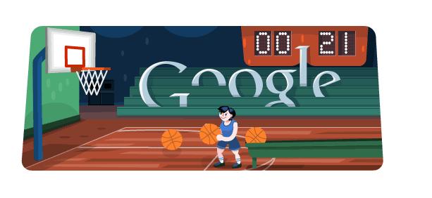 Versteckte Google Spiele Basketball
