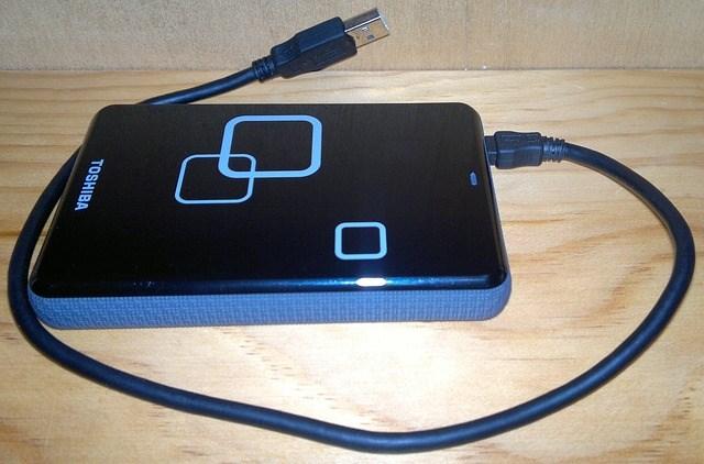 USB-Speicher Hdd