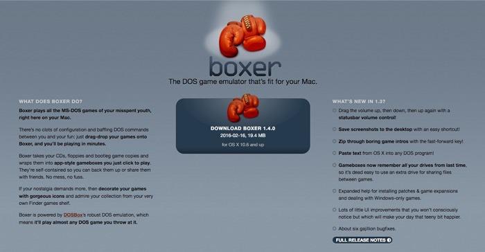 Boxer Dosbox Macos Frontend