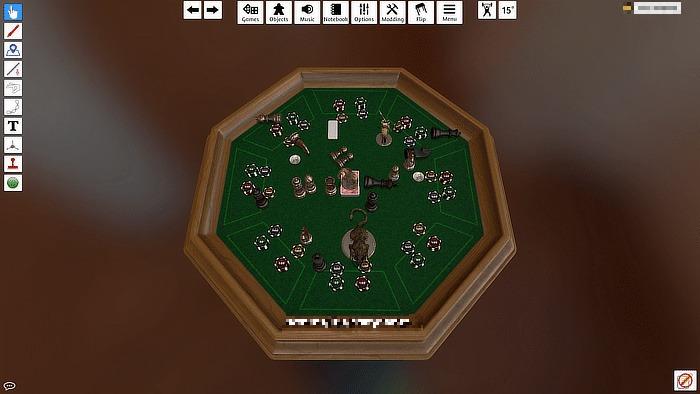Brettspiele Tabletop Simulator