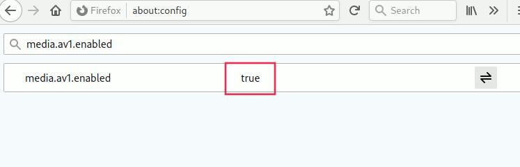 Firefox Av1 Support