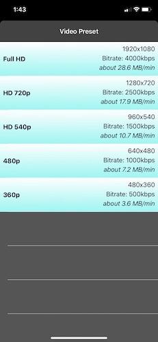 So komprimieren Sie Videos im Iphone-Videoformat