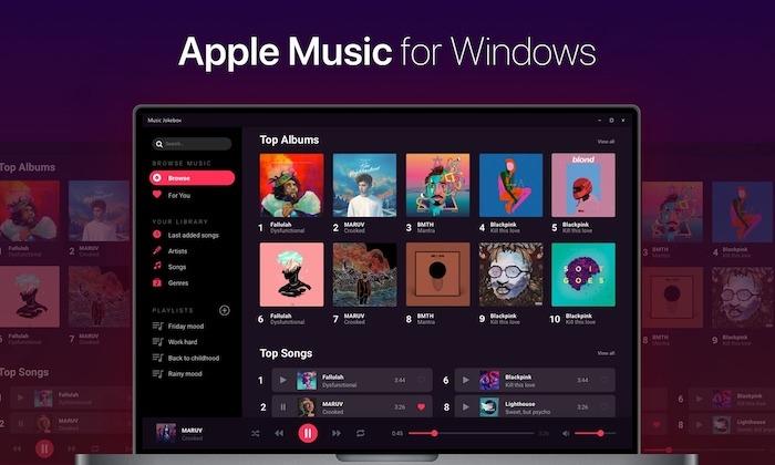 Deaktivieren Sie Icloud Music Library Windows10
