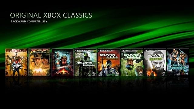 Xbox-Kompatibilität Original