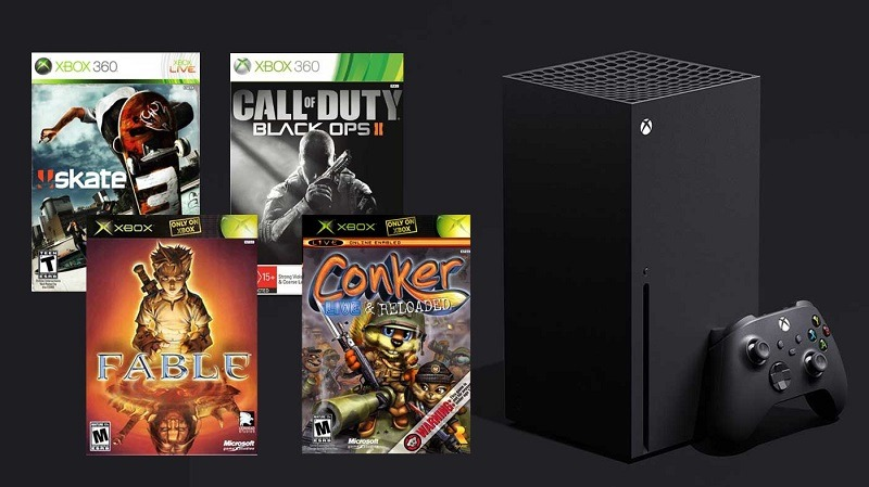 Xbox Series X.