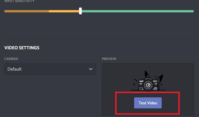 Discord Screenshare-Testvideo