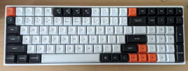 Epomaker Gx96ks Tastatur