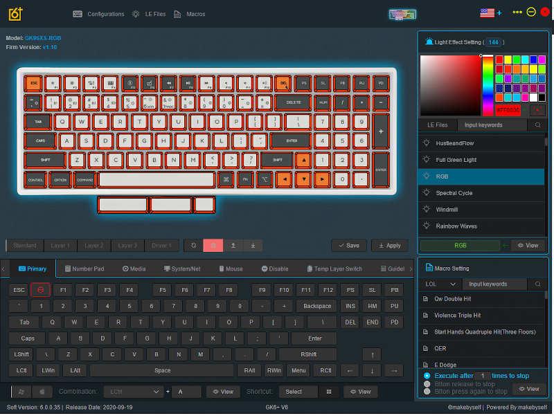 Epomaker Gx96ks Software