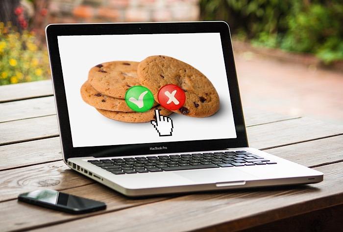 Google Cookies Herden von Dritten