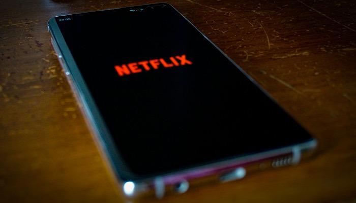 Netflix Anroid Lautsprecher
