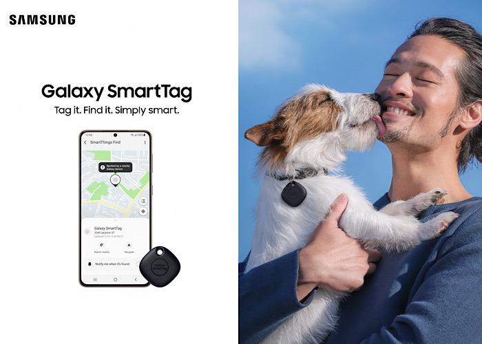 Samsung Galaxy Smarttags Hund