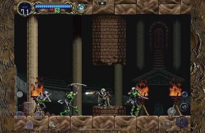 Beste Controller-Spiele Ios Castlevania