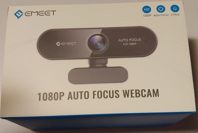 Emeet Nova Webcam Testfeld