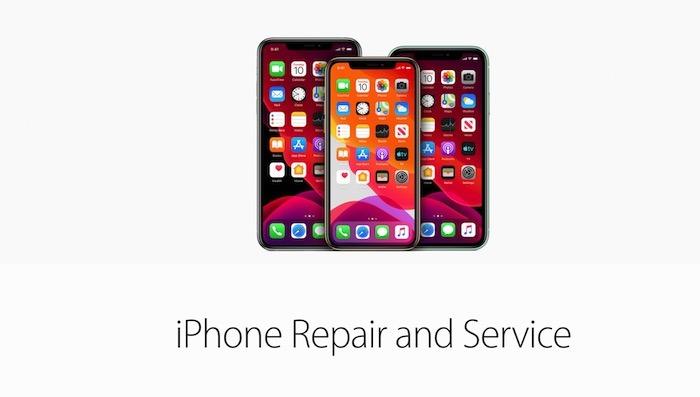 Möglicherweise müssen Sie sich an den Apple-Reparaturdienst wenden.