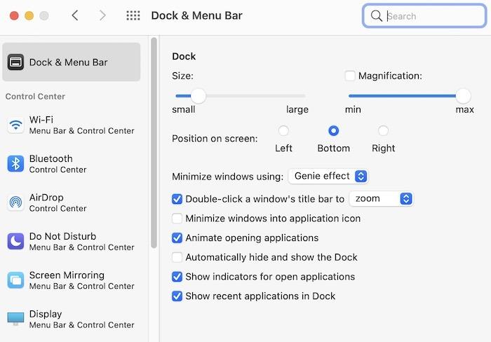Mac läuft langsam Fix Dock