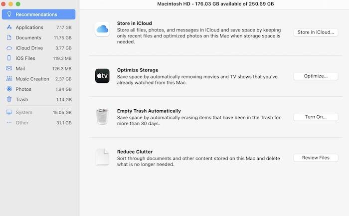 Mac läuft langsam Fix Speicher freigeben