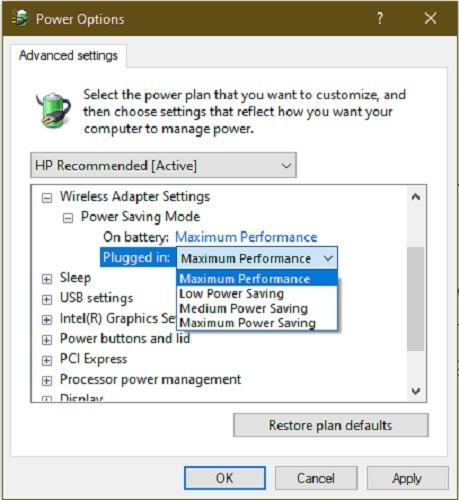 So beheben Sie den Fehler beim Ausfall des Treibers in Windows 10 Maximum