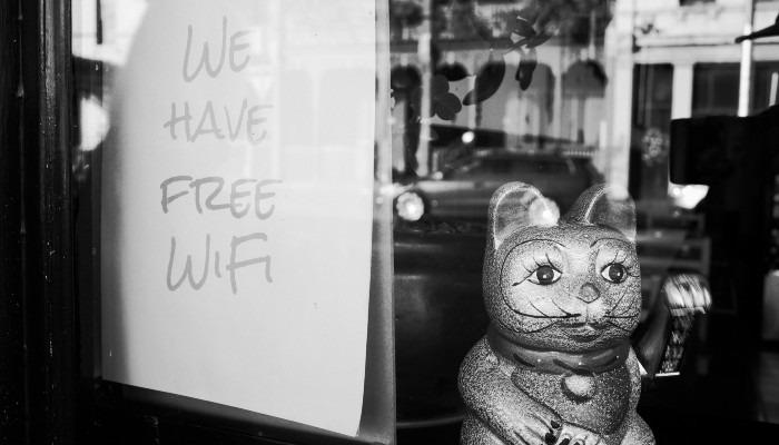 2,4 5 GHz Wifi Free Sign1