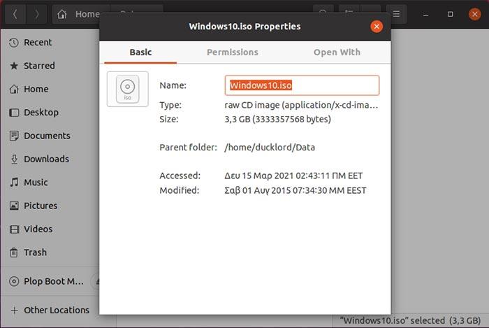 Komprimieren Sie geteilte Dateien in der ursprünglichen Ubuntu-Dateigröße